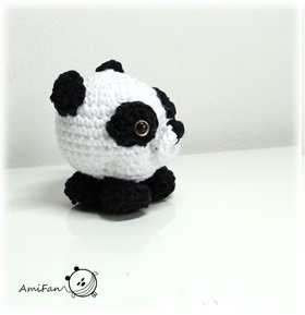Haak Maar Aan Gratis Patroon Panda Poonya